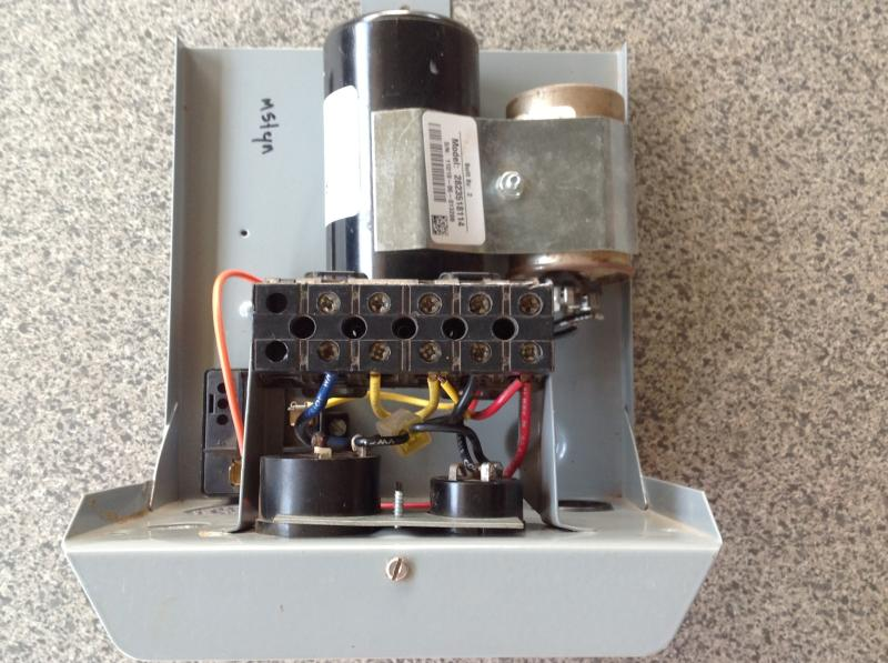 Franklin Electric Standard Control Box 1 1KW 230V