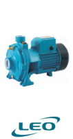 Leo 2XCM25-160A - 2.2KW 230V Multistage Centrifugal Pumps image 1