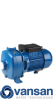 Vansan CM2-150 - 1.5KW 230V Twin Impeller Centrifugal Pump -  picture