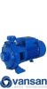 Vansan SCM2-60 - 2.2KW 230V Twin Impeller Centrifugal Pump -  picture