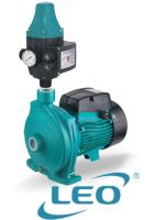 Leo ACM75 - 0.75KW 220V Centrifugal Pump Complete with Pump Controller image 1